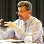 SUFFOLK TIMES FILE PHOTO | Greenport Superintendent Michael Comanda.