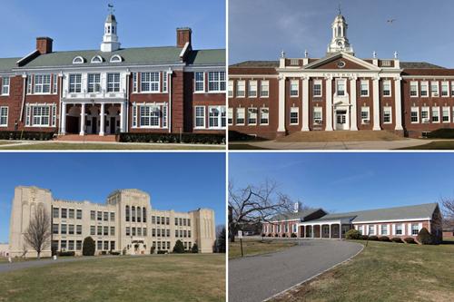 North Fork schools