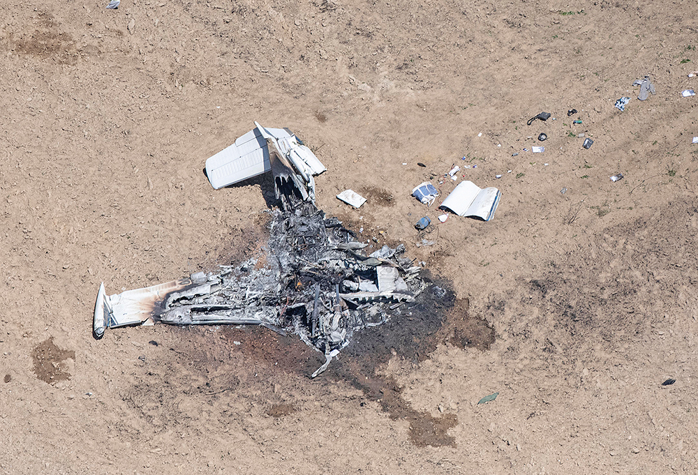 Pilot in fatal crash reported engine failure, according to